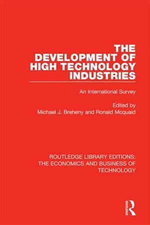 Development of High Technology Industries