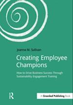 Creating Employee Champions