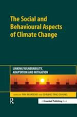 Social and Behavioural Aspects of Climate Change