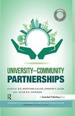 Sustainable Solutions: University-Community Partnerships