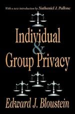 Individual and Group Privacy