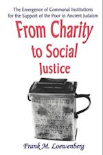 From Charity to Social Justice