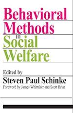 Behavioral Methods in Social Welfare