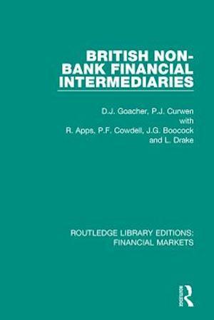 British Non-Bank Financial Intermediaries