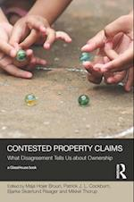 Contested Property Claims (Social Justice)