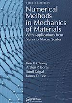 Numerical Methods in Mechanics of Materials, 3rd ed