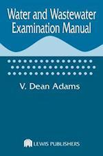 Water and Wastewater Examination Manual