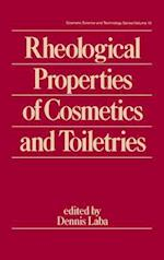 Rheological Properties of Cosmetics and Toiletries (Cosmetic Science and Technology)