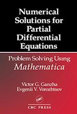 Numerical Solutions for Partial Differential Equations (Symbolic Numeric Computation)