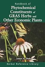 Handbook of Phytochemical Constituent Grass, Herbs and Other Economic Plants