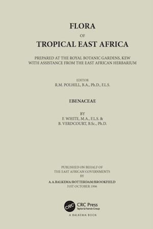 Flora of Tropical East Africa - Ebenaceae (1996)