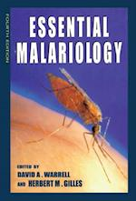 Essential Malariology, 4Ed