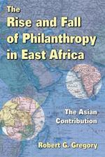 Rise and Fall of Philanthropy in East Africa