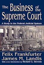 Business of the Supreme Court