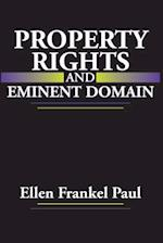 Property Rights and Eminent Domain