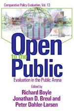 Open to the Public af Jonathan D. Breul