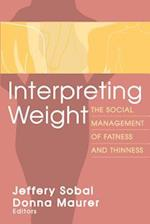 Interpreting Weight