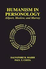 Humanism in Personology