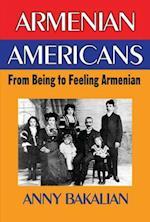Armenian-Americans af Anny Bakalian