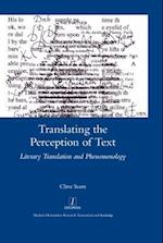 Translating the Perception of Text