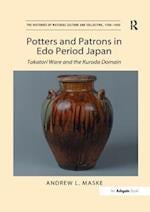 Potters and Patrons in Edo Period Japan
