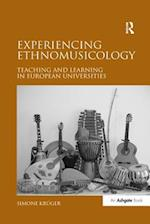 Experiencing Ethnomusicology