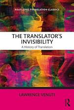 Translator's Invisibility (Routledge Translation Classics)