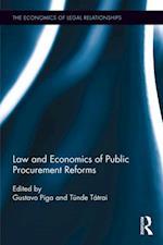 Law and Economics of Public Procurement Reforms (The Economics Of Legal Relationships)