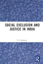 Social Exclusion and Justice in India