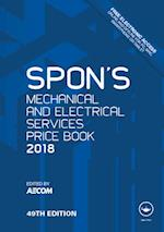 Spon's Mechanical and Electrical Services Price Book 2018