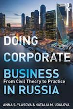Doing Corporate Business in Russia