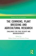 Commons, Plant Breeding and Agricultural Research (Earthscan Food and Agriculture)