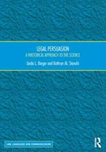 Legal Persuasion (Law, Language and Communication)