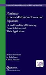 Nonlinear Reaction-Diffusion-Convection (Chapman HallCRC Monographs and Research Notes in Mathematics)