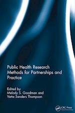 Public Health Research Methods for Partnerships and Practice