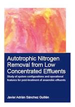 Autotrophic Nitrogen Removal from Low Concentrated Effluents af Javier Adrian Sanchez Guillen