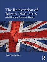 Reinvention of Britain 1960-2016