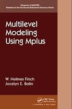 Multilevel Modeling Using Mplus (Chapman & Hall/Crc Statistics in the Social and Behavioral Sciences)