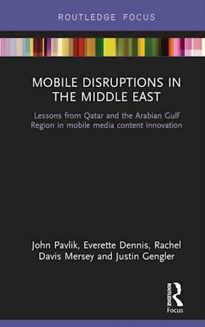 Mobile Disruptions in the Middle East