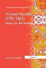 Vincent Novello (1781-1861) af Fiona M. Palmer