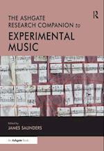 Ashgate Research Companion to Experimental Music