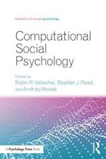 Computational Social Psychology (Frontiers of Social Psychology)