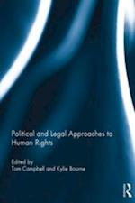 Political and Legal Approaches to Human Rights