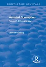 Assisted Conception: Research, Ethics and Law (Routledge Revivals)