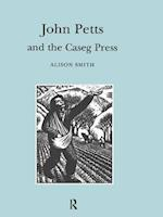 John Petts and the Caseg Press (Routledge Revivals)