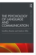 Psychology of Language and Communication (Psychology Press Routledge Classic Editions)