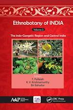 Ethnobotany of India, Volume 5 (Ethnobotany of India)
