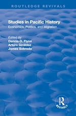 Studies in Pacific History (Routledge Revivals)