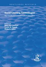 Social Learning Technologies (Routledge Revivals)