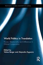 World Politics in Translation (Routledge Global Cooperation Series)